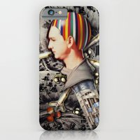 iPhone & iPod Case featuring My Precious | Collage by Lucid House
