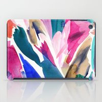 Paradise Watercolor Bota… iPad Case