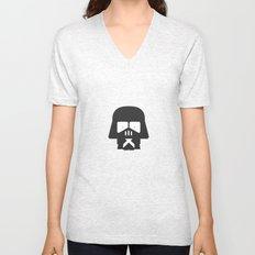 Darth Fighters / Darth Vader Unisex V-Neck