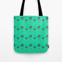 Disko Galerie funky pattern Tote Bag