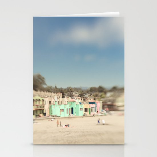 Little Italy Stationery Card