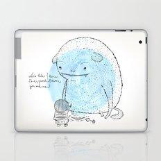 It's a secret. Laptop & iPad Skin