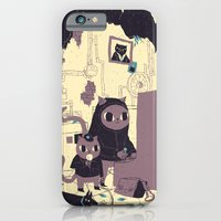 iPhone Cases featuring old discovery by Louis Roskosch