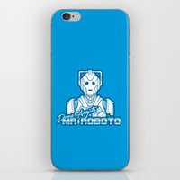 Domo Arigato Mr. Cyberma… iPhone & iPod Skin