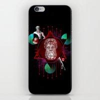 Geometric Gods iPhone & iPod Skin