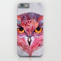 iPhone & iPod Case featuring Owla owl by ola liola