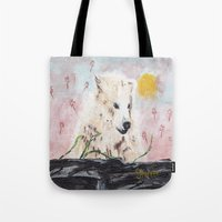 Polar Bear (day excursion) Tote Bag