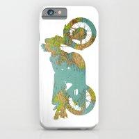 iPhone & iPod Case featuring World Moto by Luke Lindgren