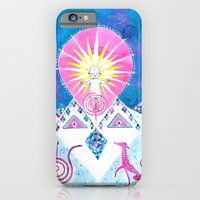iPhone & iPod Case featuring Sun of God by Alice