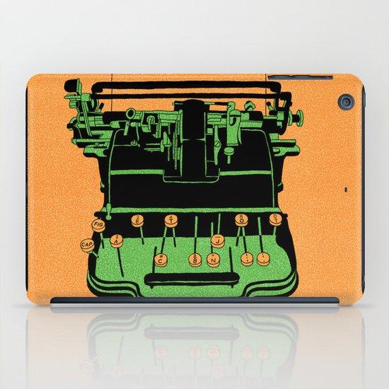 """""""An Object"""" by Steven Fiche iPad Case"""