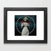 MOTHER OF MERCY Framed Art Print