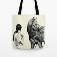 Synchronous Tote Bag