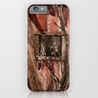Barn Window iPhone 6 Slim Case