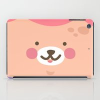 Bunny Smile iPad Case