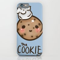 iPhone & iPod Case featuring The 'Cook'ie by I3uu