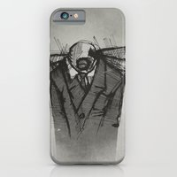 iPhone & iPod Case featuring Wraith I. by Dr. Lukas Brezak