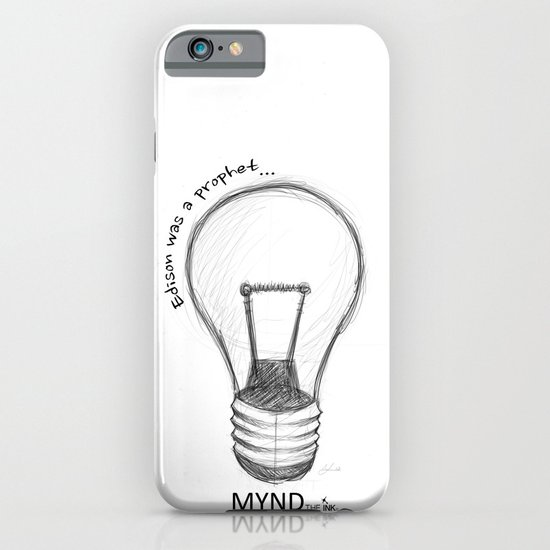 The Lord works in mysterious ways iPhone & iPod Case