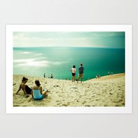 Lookout Art Print