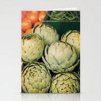 Saturday Market Stationery Cards