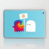 Hippie Ghost Laptop & iPad Skin