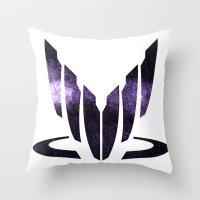 Spectre Throw Pillow