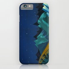 Blue Mountains iPhone 6s Slim Case