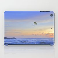Sunset on Patong Beach iPad Case