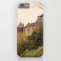 iPhone & iPod Case featuring Brancion - French Medieval Chateau by Around the Island (Robin Epstein)