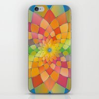 Chrysanthemum 2 iPhone & iPod Skin