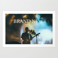 Brand New Art Print