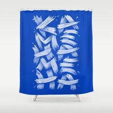 KAMEHAMEHA Shower Curtain