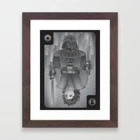 The King of Siths Framed Art Print