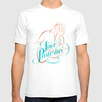 jaco pastorius Mens Fitted Tee White SMALL