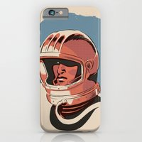iPhone & iPod Case featuring Astronaut by Señor Salme