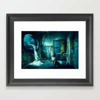 The Leak Framed Art Print