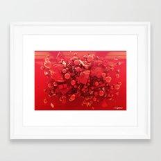 In Session Framed Art Print