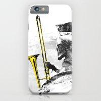 Trombone Warrior iPhone 6 Slim Case