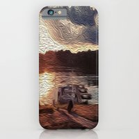 Oily Pontoons iPhone 6 Slim Case