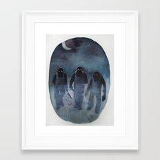 Butchers Framed Art Print
