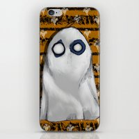 Bob's Ghost iPhone & iPod Skin