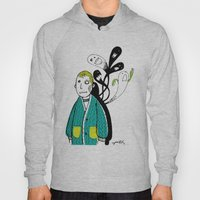 Everybody Has A Ghost Or… Hoody