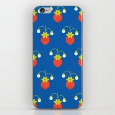 Fruit: Strawberry iPhone & iPod Skin