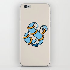 Et Anchor iPhone & iPod Skin