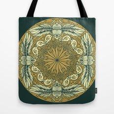 Mandala 9 Tote Bag
