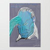 Norberto  Canvas Print