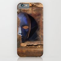iPhone & iPod Case featuring the mask /   by bsvc