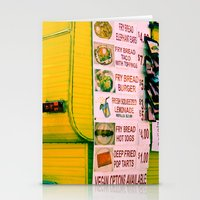 Fair Food Stationery Cards