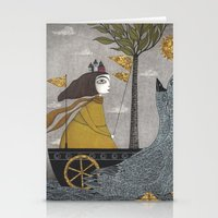 Day On The River Stationery Cards