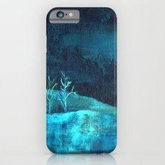 PAISAJE AZUL iPhone 6 Slim Case