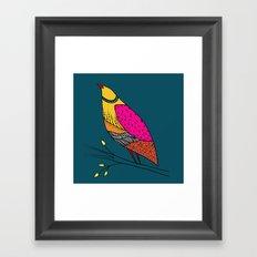 The Colored Neville Framed Art Print